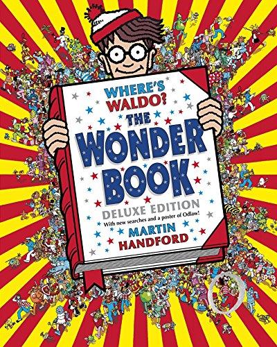 Where's Waldo? The Wonder Book: Deluxe Edition