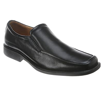 Johnston \u0026 Murphy Men\u0027s Goodwin Moc Loafers,Black ...