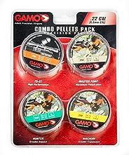Gamo Performance Airgun Pellets Combo Pack 950 Assorted .22 Caliber