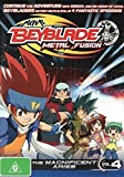 Beyblade Metal Fusion - Volume 4 - The Magnificent Aries DVD