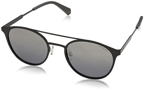 cfd2115b3a Amazon.com  Polaroid Sunglasses PLD 2052 s Polarized Round ...