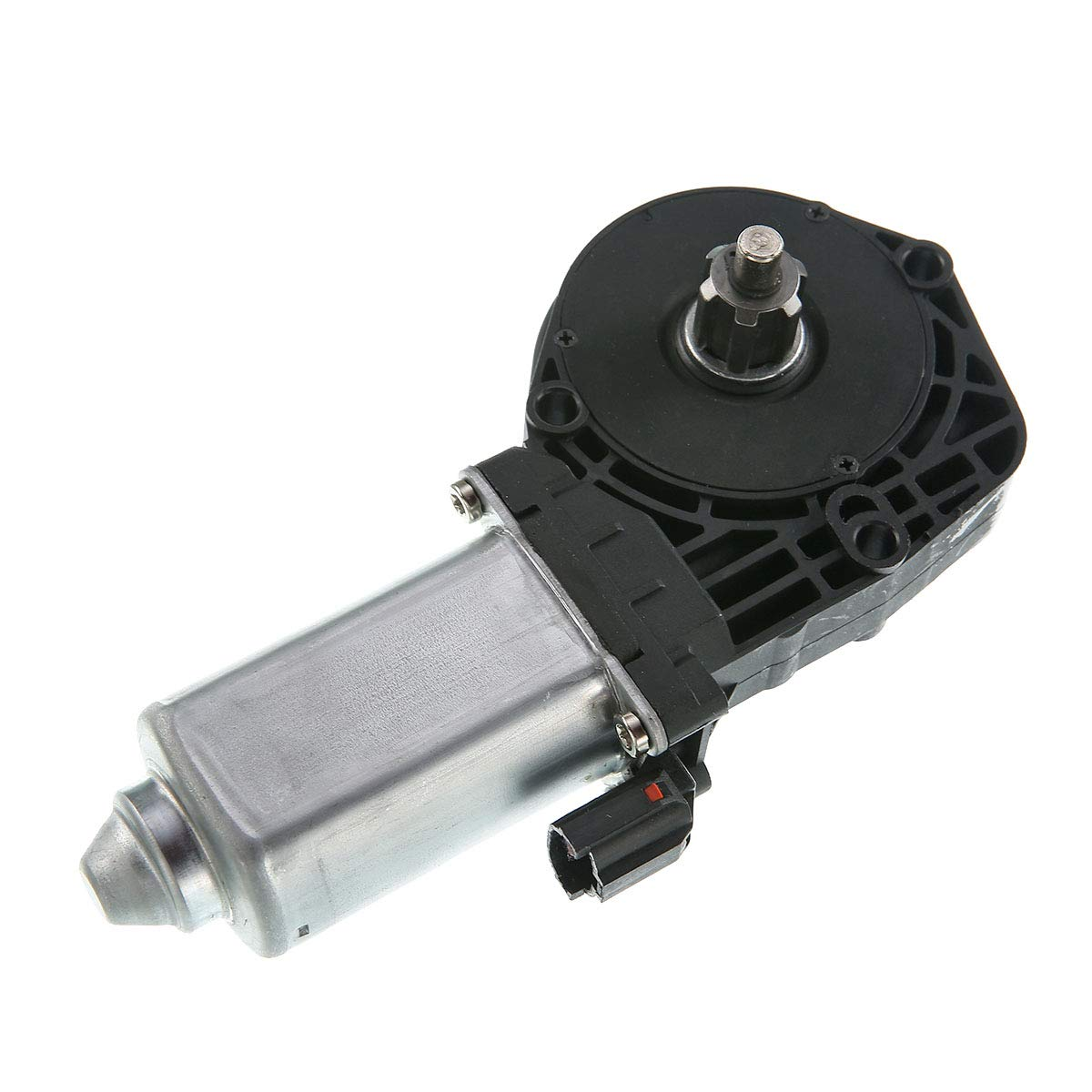 A-Premium Power Window Lift Motor Without Anti-Clip Compatible with Ford Expedition Explorer Lincoln Aviator Mercury Mountaineer 2002-2006 Driver or Passenger Side