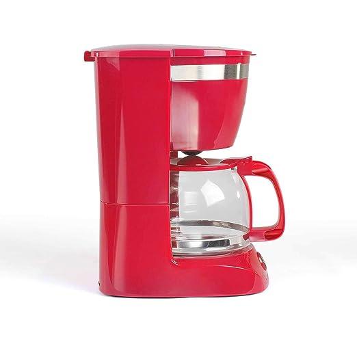 Cafetera con jarra de cristal para 12 tazas, función de ...