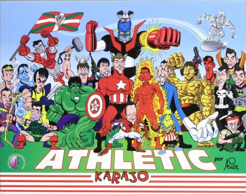 Descargar Libro Athletic, Karajo Asier Sanz Nieto