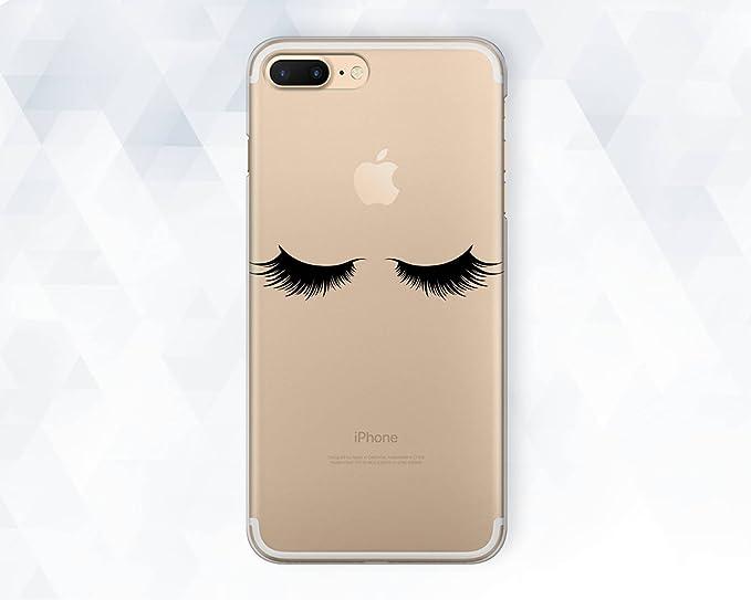 iphone 8 case eyelashes