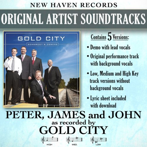 Peter, James, and John - EP