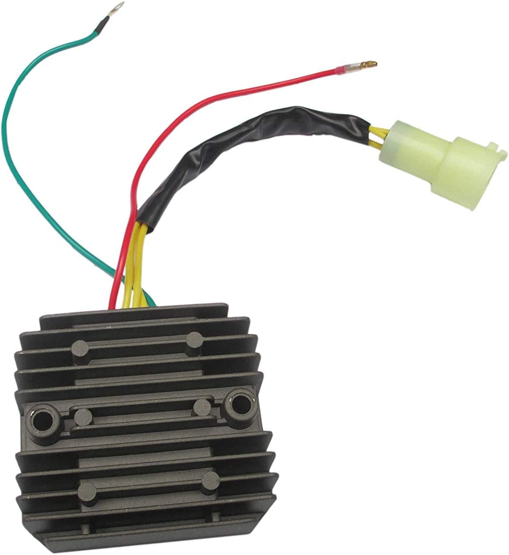 Voltage Regulator Rectifier For Honda TRX 300/TRX 300 FW Fourtrax ...