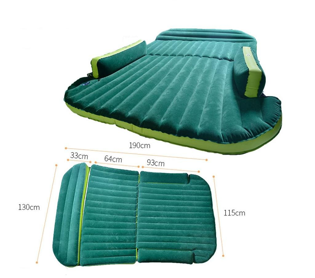 Kitzen Air Bett für Auto Auto hinten Universal Auto aufblasbare Bett Auto Reisebett Für SUV und Auto, Reisen, Camping, schlafen 130cm  190cm high quality