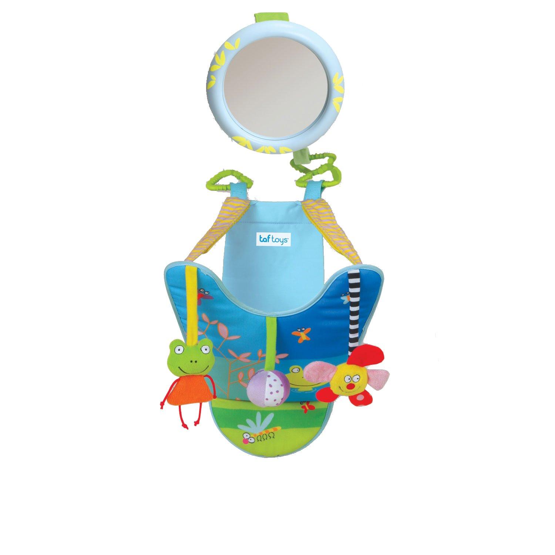Taf Toys - 11555 - Juguete de coche todo en 1 para bebe Buki France TAF11555