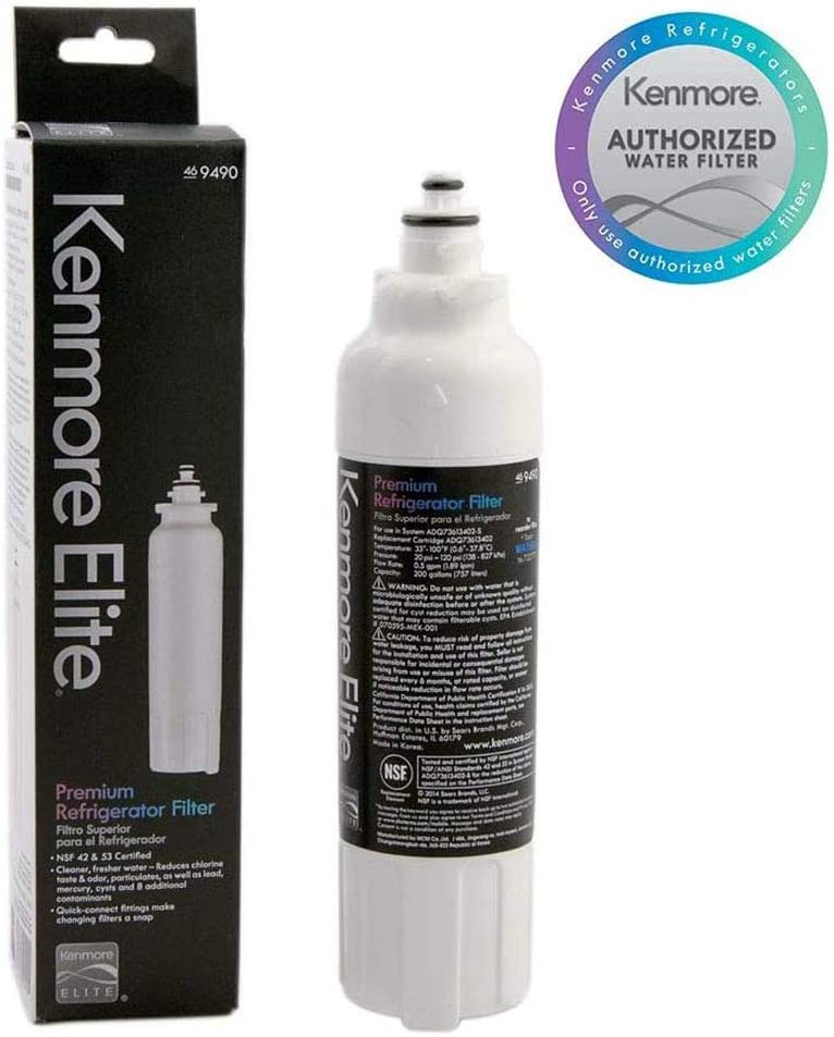 Kеnmore 9490 Kenmore Water Filter Replacement for LG LT800P, Kenmore Elite 46-9490