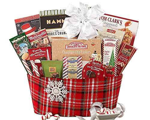 Wine Country Gift Baskets Happy Holidays Christmas Gift Baskets