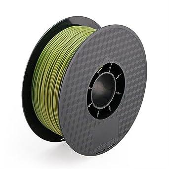 Impresora 3D Uniqstore Material 1.0 kg 2.2 lb 1.75 mm Verde ...