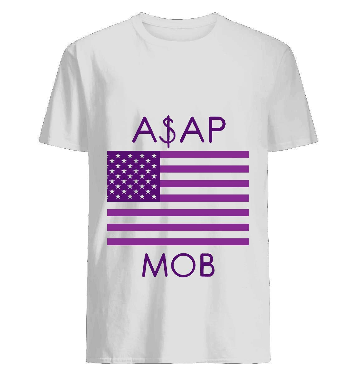 Asap Mob Of America T Shirt For Unisex