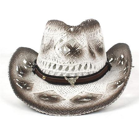 zlhcich Sombrero para el Sol Sombreros de panamá para Hombres ...