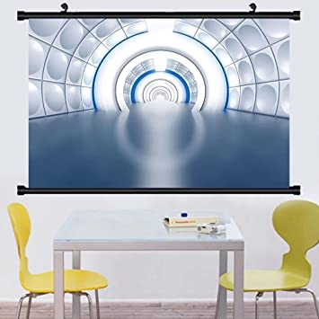 Amazon Gzhihine Wall Scroll Apartment Decor Collection Custom Science Lab Furniture Collection