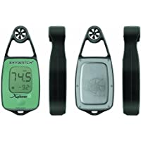 JDC Electronics Skywatch Xplorer 2 wind-/temperatuurmeter, groen