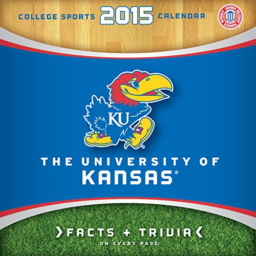 Team Box Calendar (Turner Perfect Timing 2015 Kansas Jayhawks Box Calendar (8051267))