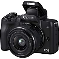 Canon M50 EOS M15-45 IS STM-KIT Digital Camera - Black