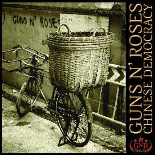 Chinese Democracy [Vinyl] (Vinyl Guns And Roses)