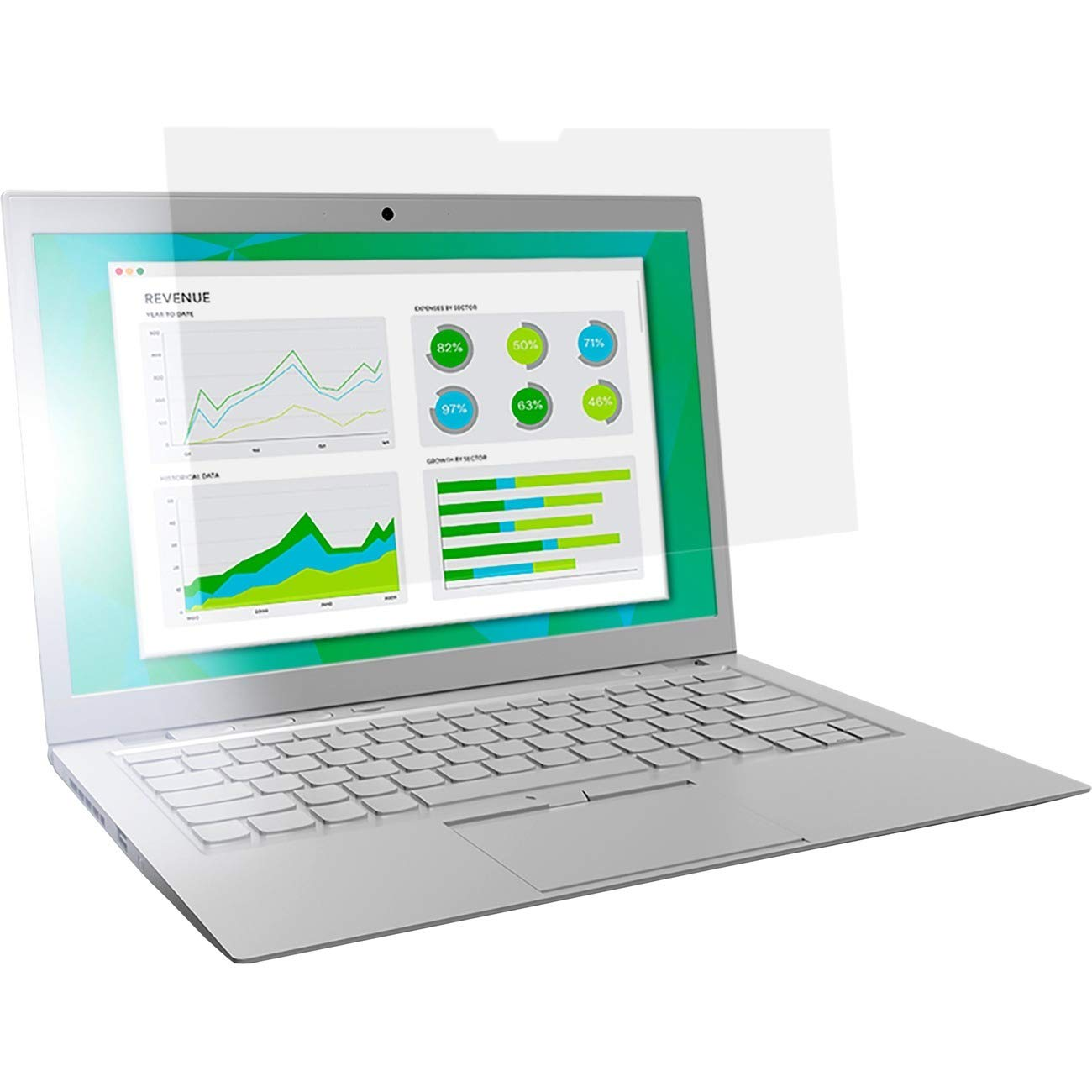 3M Anti-Glare Filter for 17.3'' Widescreen Laptop (AG173W9B)