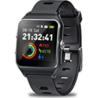 $84 Get DR.VIVA GPS Watch for Men Women, Activity Tracker GPS Running Watch Touch Screen Smart…