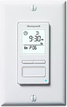 Honeywell Econoswitch Programmable Switch