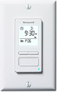 61YJq4HaH9L._AC_UL320_SR236320_ amazon com honeywell rpls530a 7 day programmable timer switch Appliance Switch Honeywell at creativeand.co