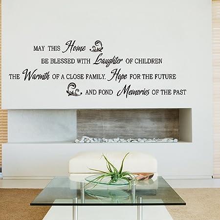 Decorativo Adhesivo inspirierendes Cita Texto en Inglés Make This ...