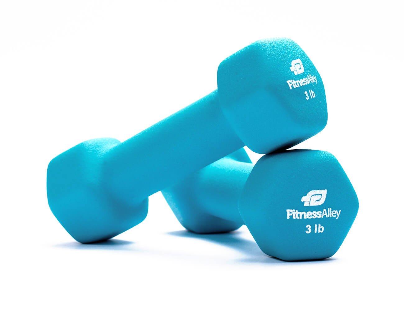 Fitness Alley Steel Dumbbell Rack – 5 Tier Weight Holder 5 Tier Weight Rack Dumbbell Stand – Dumbbell Holder – Dumbbell Rack Stand 5 Tier Rack 3,5,8,10,12 lbs Dumbbells