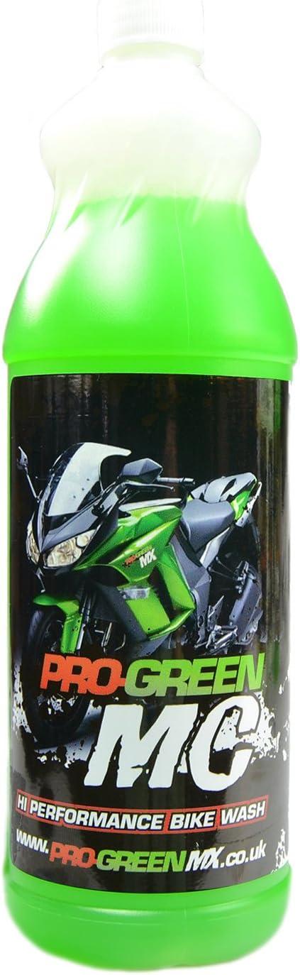 Jabón de limpieza Pro-Green Road MC Bike Wash 1litro: Amazon.es ...