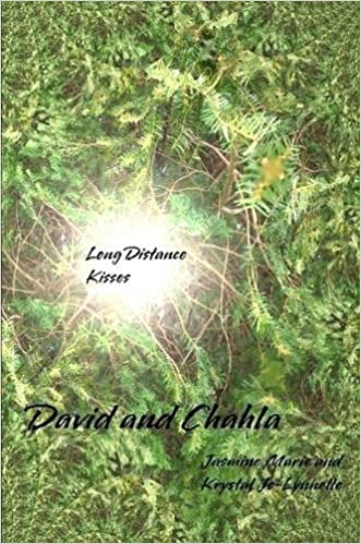 Book David and Chahla- Long Distance Kisses