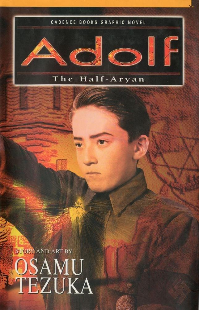Adolf Vol. 3  The Half Aryan