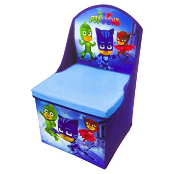 Entertainment One - Silla plegable PJ Masks: Amazon.es: Hogar