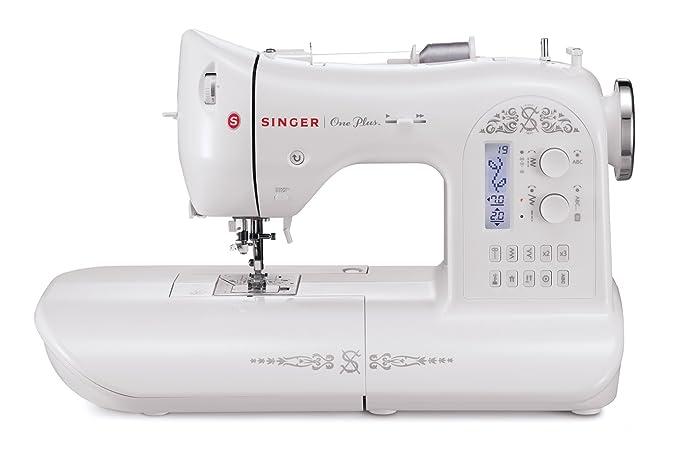 Amazon SINGER One Plus 40Stitch Computerized Sewing Machine Classy Singer One Plus Sewing Machine