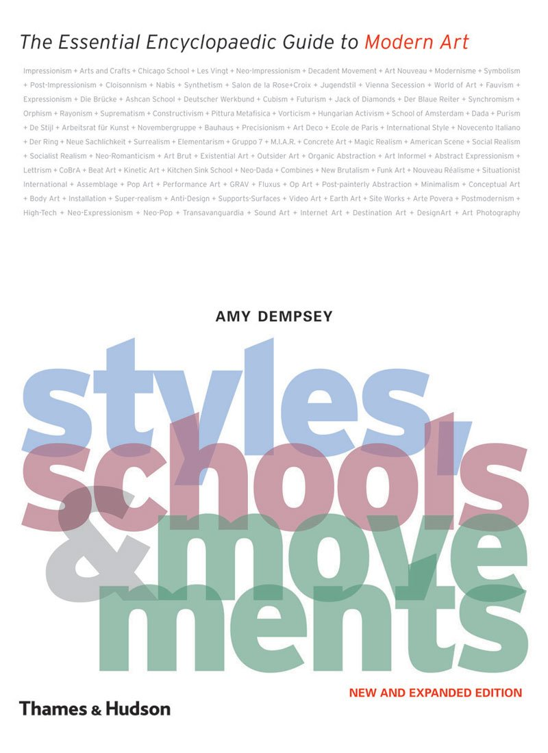 Download Styles, Schools and Movements: The Essential Encyclopaedic Guide to Modern Art PDF
