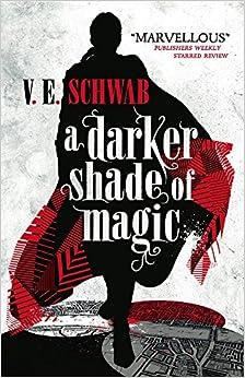 Resultado de imagem para shades of magic american cover