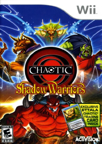 chaotic card game battle - 6