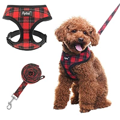 SCENEREAL No Pull Large Dog Harness