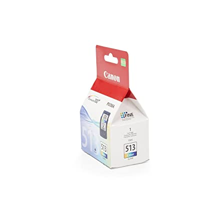 Canon CL-513 Cartucho de tinta original Tricolor para Impresora de ...