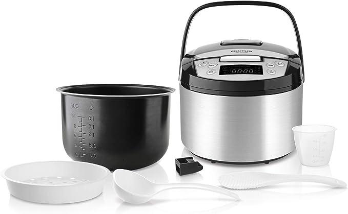 Taurus Top Cuisine Máquina de cocinar programable, cubeta extraíble 5 L, 12 Temporizador 24h, programas Especiales ...