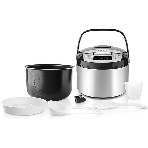 Klarstein Hotpot Robot de Cocina multifunción 23 en 1 (950 W, 5 L ...
