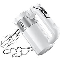 Russell Hobbs 22960-56 Easy Prep El Mikseri, 500 W, Standart, Paslanmaz Çelik/Plastik, Beyaz