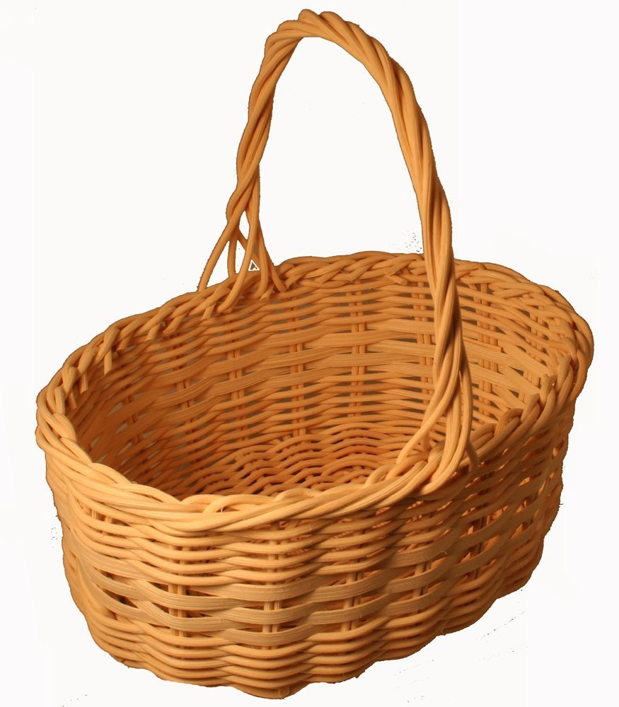 Easter Basket Weaving Kit Set for 3 Baskets V.I. Reed & Cane Inc. EASTER3