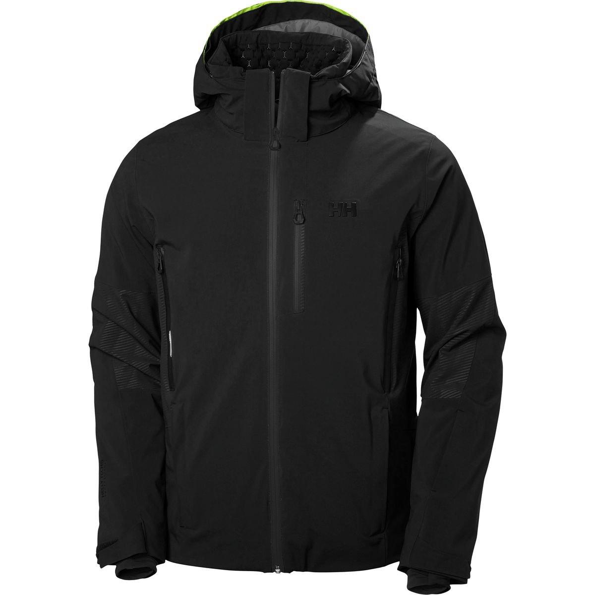 (ヘリーハンセン) Helly Hansen Stoneham Jacket メンズ ジャケットBlack [並行輸入品] B07676S2Q1  Black 日本サイズ L (US M)