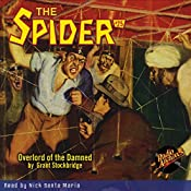 The Spider #25: Overlord of the Damned | Grant Stockbridge