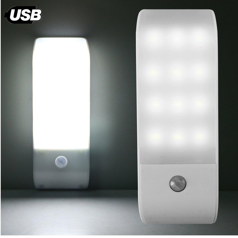 LED-Schrank Licht, Bewegung Sensor Schrank Licht, tragbare DIY ...