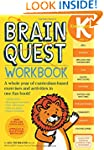 Brain Quest Workbook: Kindergarten: A...