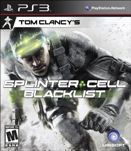 Tom Clancy's Splinter Cell Blacklist - Playstation 3 (Splinter Cell Trilogy Hd Collection Xbox 360)