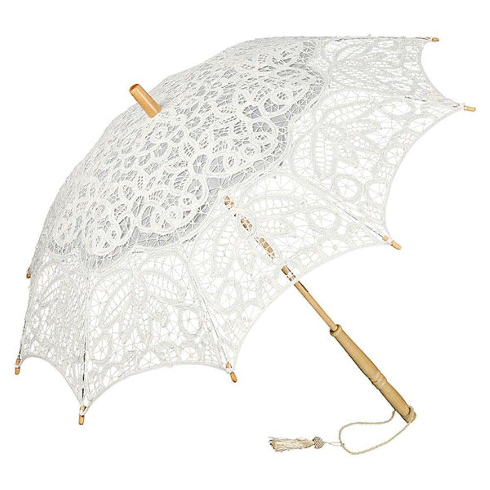 VON LILIENFELD Ombrello in pizzo matrimonio parasole donna Vivienne in 12 colori