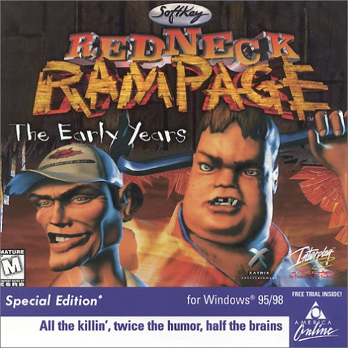 Redneck Rampage Jewel Case PC product image